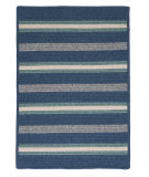 RugStudio presents Colonial Mills Salisbury Ly59 Denim Braided Area Rug
